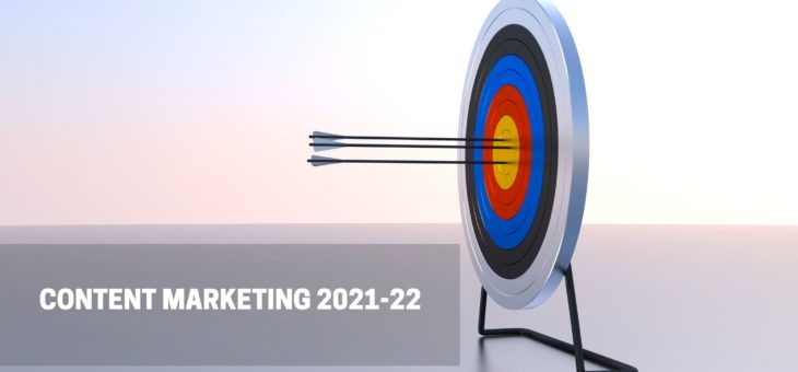 Content marketing w 2021-2022